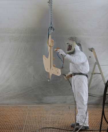 EVPI - Peinture Industrielle dans 8 domaines différents